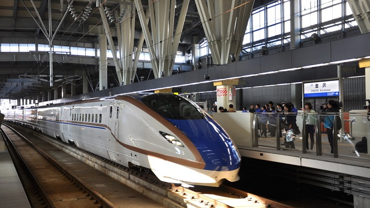 All you can ride ticket for the shinkansen! You'll gravely regret not getting the Japan Rail Pass!
