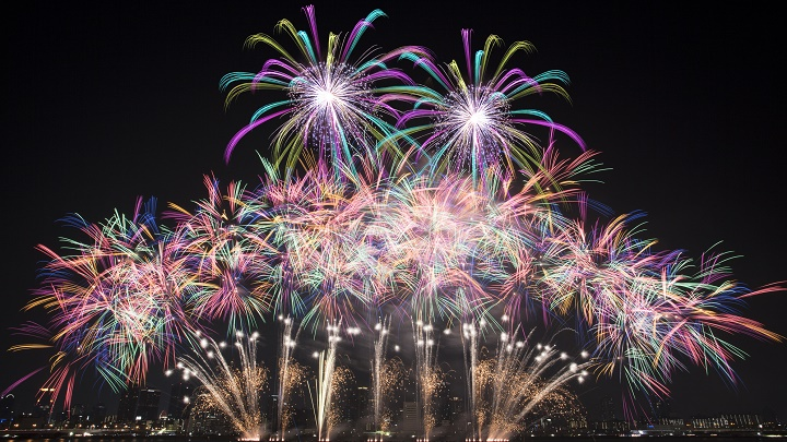 Not your average firework shows: Top three awesome fireworks in Osaka!