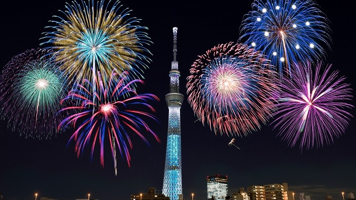 Fireworks In Japan Are Awesome Guide To Firework Shows For Your