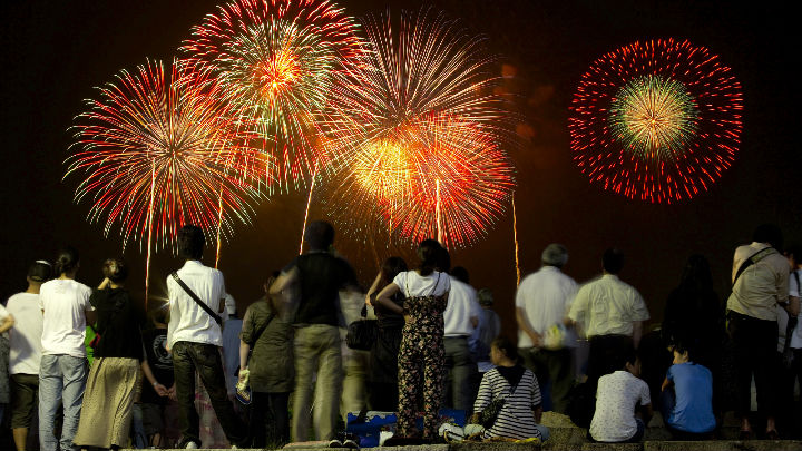 Fireworks in Japan are awesome! Guide to firework shows for your summer trip in Tokyo