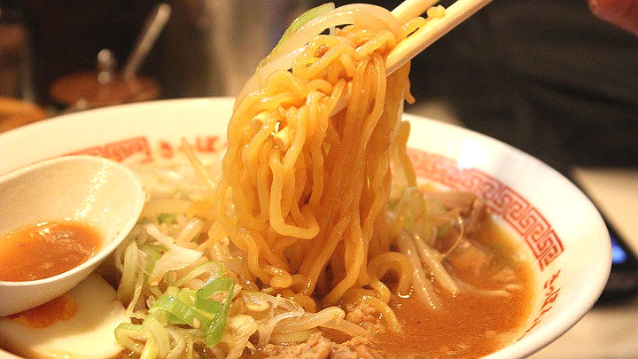 Eat all the Hokkaido ramen you want at Sapporo here!