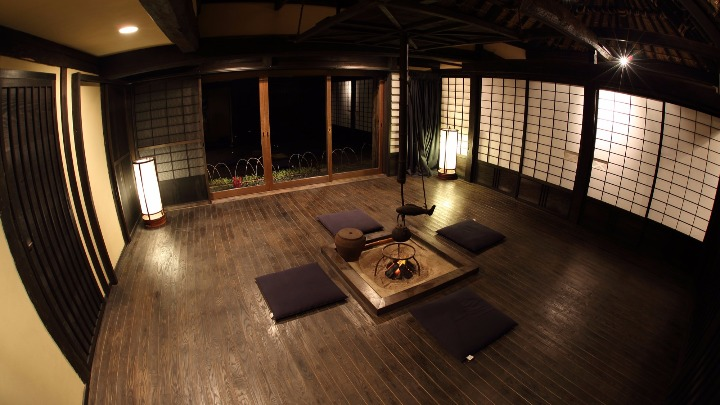 Great accommodations to experience an authentic Japanese atmosphere and hospitality