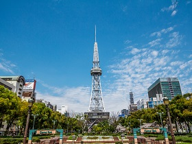 Famous sightseeing spots in Aichi