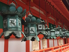 Recommended temples and shrines in Nara